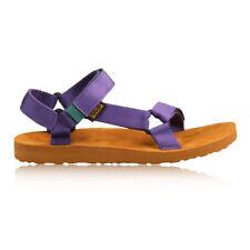 Sandali e scarpe viola Teva per il mare da donna