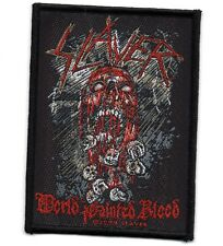 Slayer Painted Blood Patch