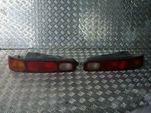 JDM 98 Honda Integra DC2 DB8 DC1 ITR TYPE R Front Taillights  lamps OEM