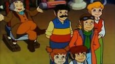 "35mm Color Cartoon FEATURE FILM ""HERE COME THE LITTLES"" 1985"