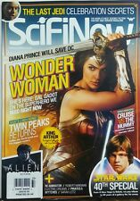 Sci Fi Now UK Issue 132 Wonder Woman Gal Gadot Star Wars Special FREE SHIPPING s