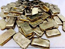 75g Barren, Pc-Gold, Schmelzgold, Pc-Schrott, Pc-Goldbarren Goldschrott