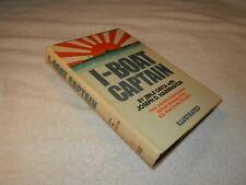 "WW II   Japanese submarine History & sub commander memoir    ""I-BOAT CAPTAIN"""