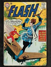 Flash #148 ~ The Day Flash Went Into Orbit ~1964 (Grade VG+) WH
