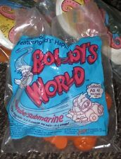 1993 Bobby's World Submarine McDonalds Happy Meal Toy