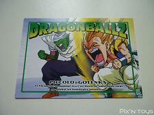 Carte Dragon Ball Z / Trading Collection Memorial Photo N°98 / DBZ Card [ NEW ]