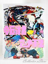 3 - 7 Days JP | Hiroyuki Imaishi Anime Artworks