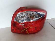 TOYOTA COROLLA RIGHT TAILLIGHT ZRE152R, HATCH, LENS# 12549, 11/09-09/12 09 10 11