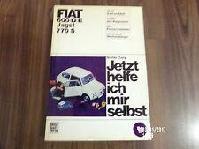 Manuale riparazione FIAT 600 / D / E Jagst 770 S Ora helfe ich mir anche