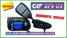 CRT 279 UV UHF VHF DUAL BAND MOBILE