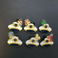DCL - PWP - Captain Hat Mystery Set - Set of 6 Pins Disney Pin 125699