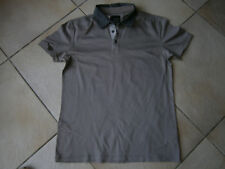 POLO HOMME GRIS TAILLE M MARQUE ZARA