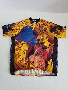 Pearl Izumi Genie Jafar Cycling Jersey Unisex Childrens Large