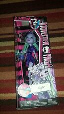 Monster High Twyla Daughter of Boogey Man Coffin Bean Doll