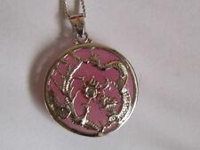 Unbranded Jade Tibetan Silver Fashion Necklaces & Pendants