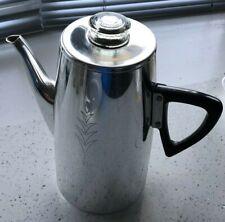 SONA silver colour coffee pot percolator