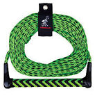 AIRHEAD Watersports Wakeboard Wakeskate Water Ski Rope 1 Section 75' AHSR-9 NEW