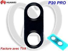 Pour Huawei P20 Pro Lentille Caméra Appareil Photo en Verre + Adhésif 3M OEM