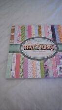 Craftroom Clear out!! Hunkydory Foxy & Friends Luxury Paper Pad