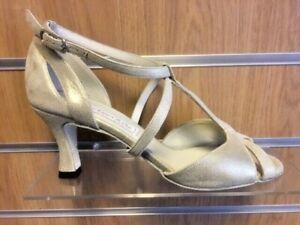 Werner Kern Ladies Dance Shoes - AMY - UK size 6 - (6.5cm heel)