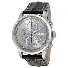 Hamilton Railroad Chronograph Automatic Mens Watch H40656781