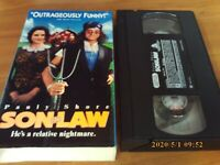 The Son-In-Law (VHS, 1994)