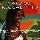 Various Artists - Natural Reggae Hits (CD) . FREE UK P+P ......................