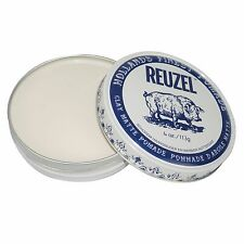 Reuzel CLAY MATTE Finish Pomade Strong Hold Hair Wax - 35g / 113g