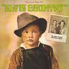 Elvis Presley : I'm 10,000 Years Old: Elvis Country CD (2000) ***NEW***