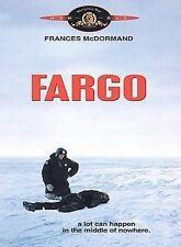 Fargo (DVD, 2000) COEN BROTHERS FRANCIS McDORMAND WILLIAM H. MACY NM CONDITION