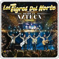 Desde El Azteca - Tigres Del Norte Los CD & DVD Set Sealed ! New !