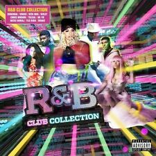 R&B Club Collection (NEW 2 x CD) Nicki Minaj Rita Ora Tulisa Labrinth Rihanna
