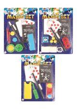 3 x Zauber Set Zauberkasten Spielzeug Magie Zaubertricks Advent Weihnachten Kind