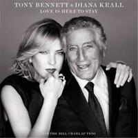 Tony Bennett & Diana Krall Love Is Here To Stay CD NEW