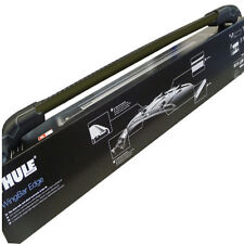 THULE parapetto tetto trave bagagli parapetto travi Wing Bar EDGE L nero a 9583b