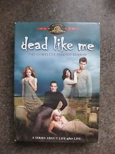 DEAD LIKE ME SECOND  SEASON  DVD 4 DISK SET