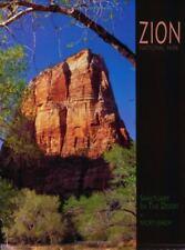 Zion National Park: Sanctuary in the Desert (A 10x
