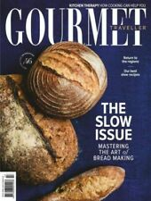 Gourmet Traveller Slow Issue Kitchen Therapy Bread Making July 2020 Magazine W31
