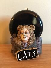CATS The Musical Singing Christmas Ornament Andrew Lloyd Weber Battery Operated