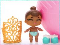 LOL Surprise Series 2 Lil Miss Baby Pageant Tiara Girl Little Sisters Doll~NEW!
