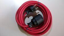 Gummiverlängerung rot 5m H07RN-F 3G 1,5 von as Schwabe
