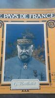 Rivista Il Paesi Di Francia Il Mattina N° 99 Parigi 1916 GAL Berthelot ABE
