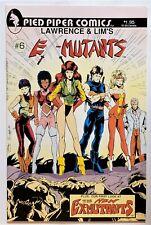 Ex-Mutants #6 (1987, Amazing Comics) VF/NM