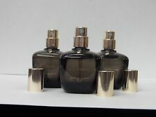 3X SEAN JOHN UNFORGIVABLE 0.5oz EDT SPRAY * NEW * NO BOX