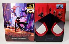 SPIDER-MAN: INTO THE SPIDER VERSE [4K UHD +3D +2D] BLU-RAY STEELBOOK [FILMARENA]