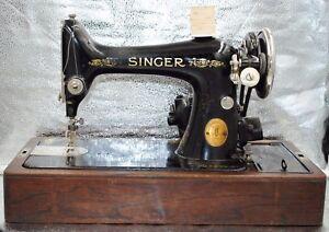 Antique Old Vintage 1926 99k Singer Sewing Machine Beautiful 🎁FREE SHIPPING🎁