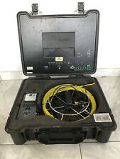 Camtek Pipe Inspection Camera & Display Console