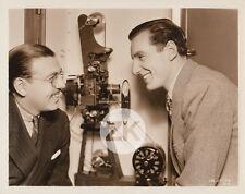 JACK CHERTOK Producer FRED PERRY Tennis Sport Movie CAMERA MGM Photo 1930s