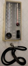 RainWise Vintage  Wind Chill Meter & Instructions USA