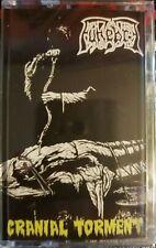 Funebre - Cranial Torment(Tape/2019)SLUGATHOR RAPTURE CARNIFEX DAHMER BLASPHEMY
